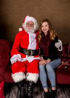 Rock Springs Santa Sessions 2016